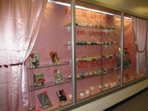 sweet reads display